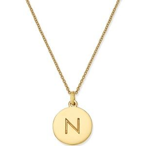 """Kate Spade """"One in a Million"""" pendant necklace"""